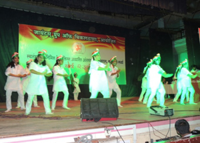 Inter School Dance & Petriotic Song Competition